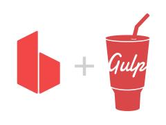Logos Browsersync + Gulp