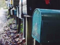 Amerikanischer Briefkasten / Mailbox