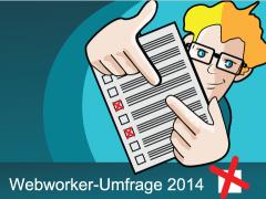 Webkrauts-Umfrage 2014
