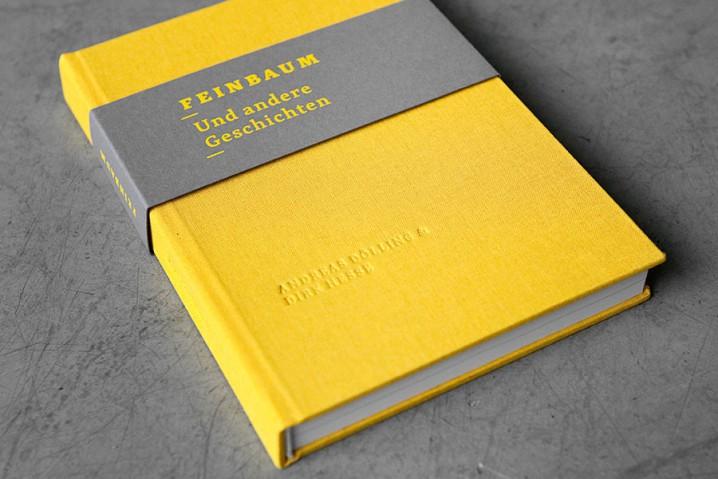 Cover des Buches Feinbaum