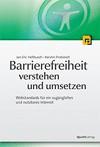 Cover: Barrierefreiheit verstehen und umsetzen