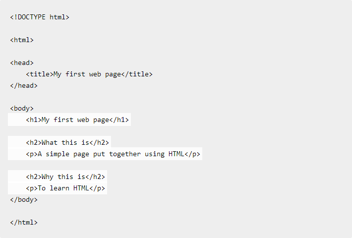 Syntax Highlighting bei HTML Dog ohne JavaScript