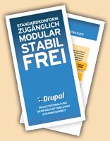 Drupal Broschüre