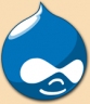 Icon von Drupal