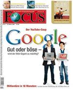 Die Übernahme von YouTube durch Google war auch den klassischen Medien eine Meldung Titelschlagzeilen wert.