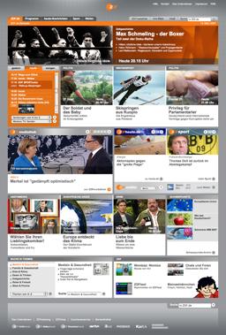 ZDF.de Neu (13.03.2007)