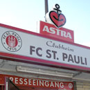 Clubheim des FC St. Pauli