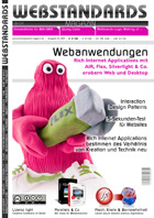 Titelbild des Webstandards-Magazins